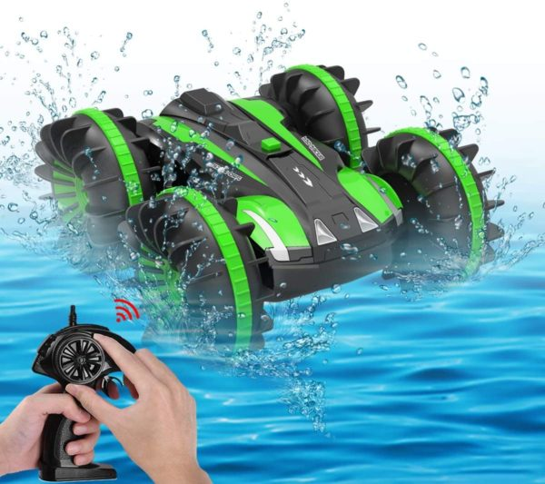 Remote Control Boat Waterproof RC Monster Truck
