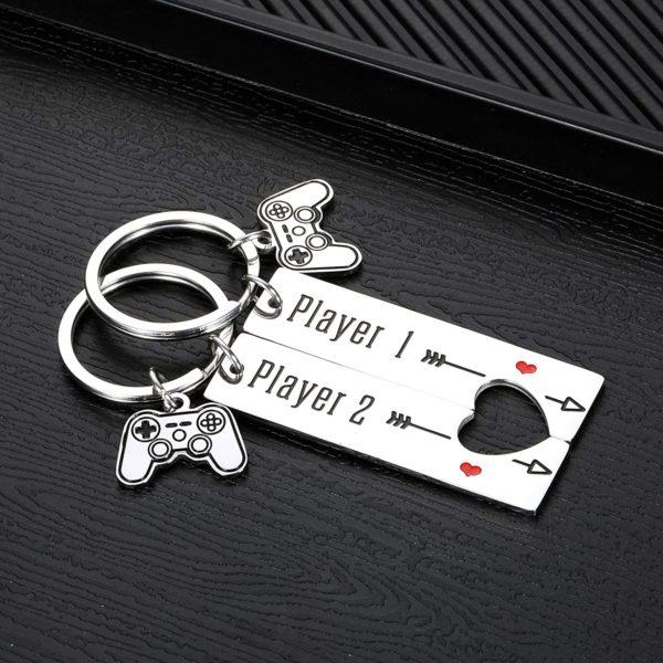 Gamer Gifts Keychain
