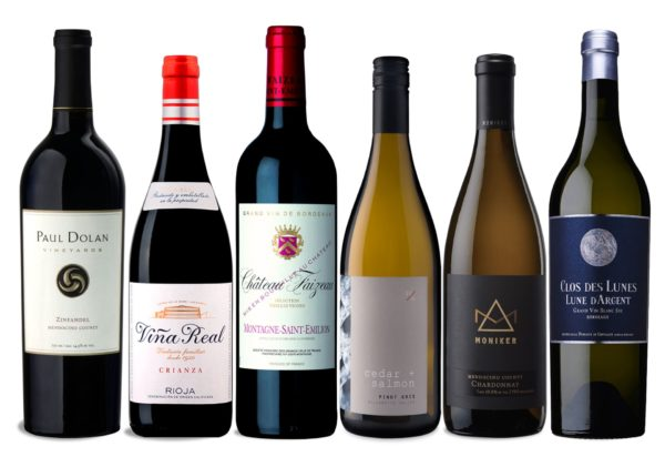 90 Point Red & White Wine Gift Set