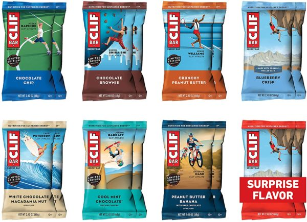Clif Bar Protein Energy Bars