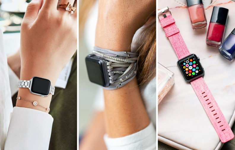 Our 14 Favorite Apple Watch Bands for Women (Cute & Comfortable)