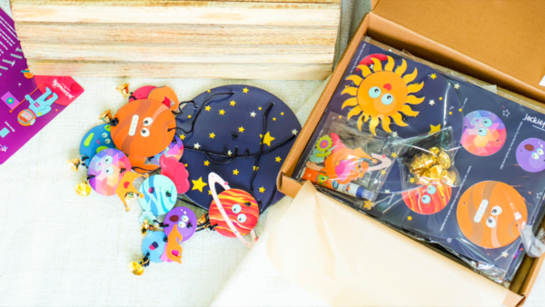 jackinthebox Space Educational Stem Toy