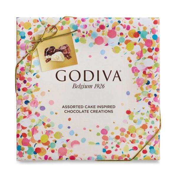 Godiva Assorted Cake Truffles