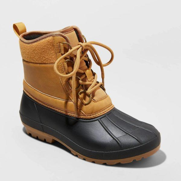 Universal Thread Women's Tiffy Duck Winter Boots