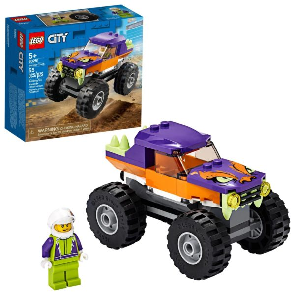 LEGO City Monster Truck Building Set