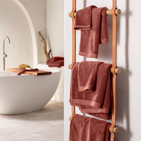 Organic Bath Towel - Casaluna
