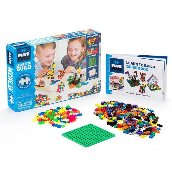 Plus Plus Learn to Build Set - Basic