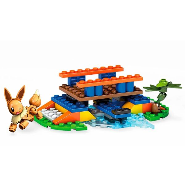 Mega Construx Pokemon Building Box Construction Set