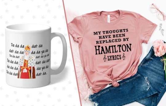 The Ultimate Gift Guide for Hamilton the Musical Fans