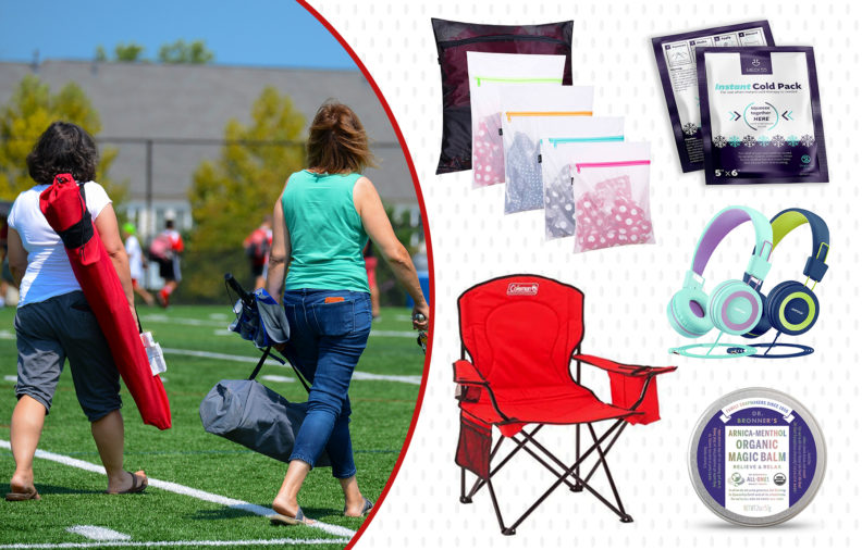 The Best Sideline Gear for Sports Parents