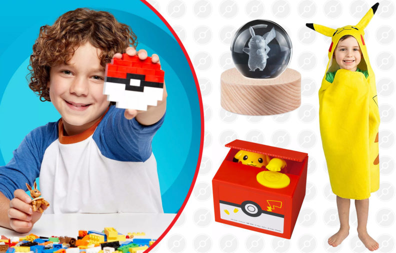 14 Coolest Pokémon Toys That Make Great Gifts