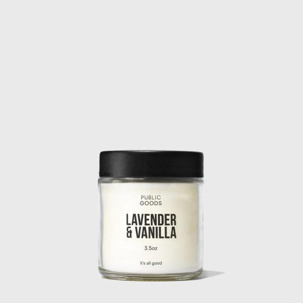 Public Goods - Lavender & Vanilla