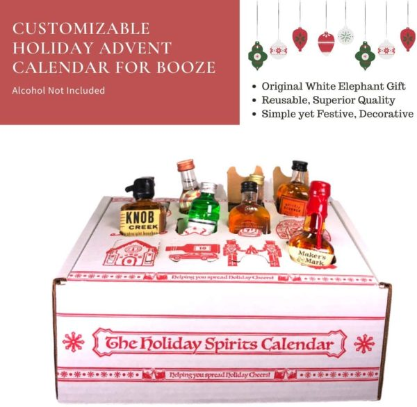 The Holiday Spirits Calendar