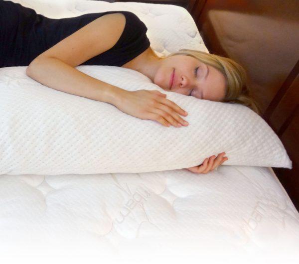 Snuggle-Pedic Bamboo Body Pillow