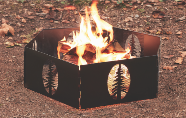 Ozark Trail Portable Fire Ring 27 inches