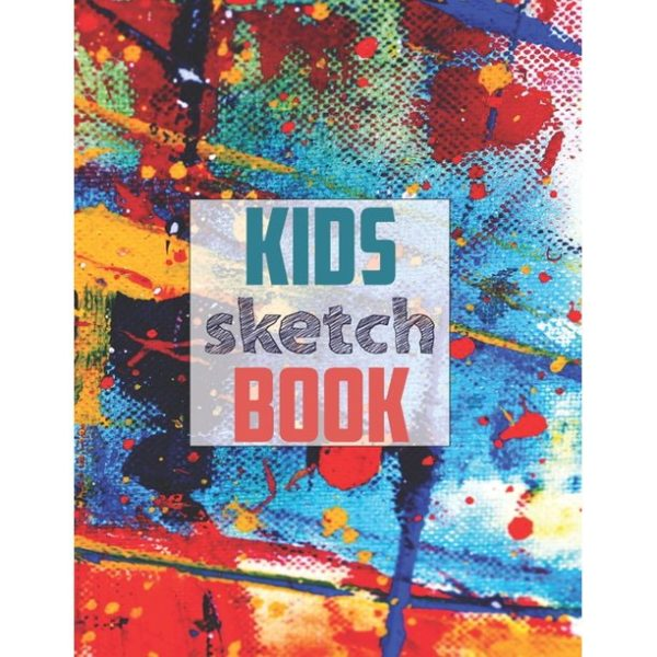 Childrens Sketch Book