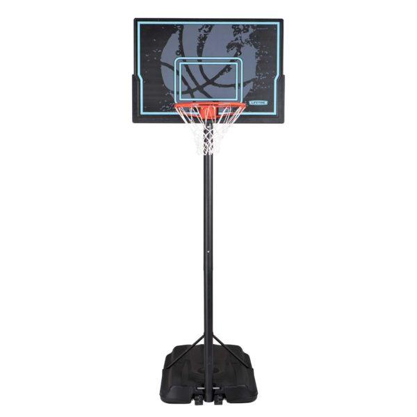 Lifetime 44 In. Impact Adjustable Portable Basketball Hoop