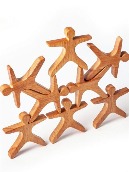 Puzzle Balance toy