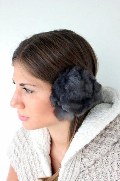 Lefushop Fur Earmuffs