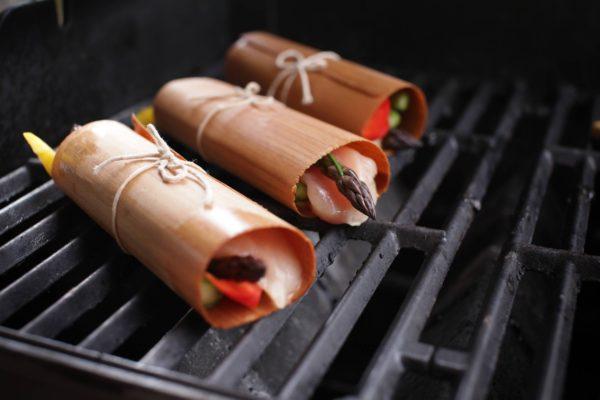 Cedar Smoke Grilling Wraps: Set of 20