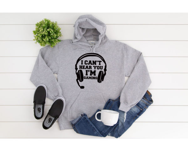 I Can't Hear You I'm Gaming Shirt