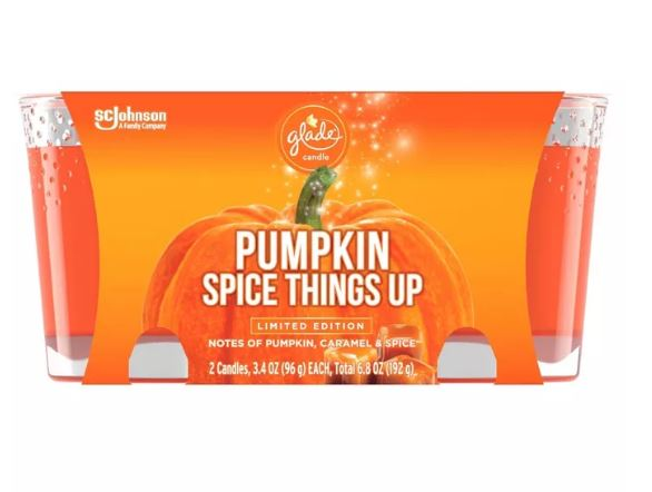 Glade Pumpkin Spice Things Up