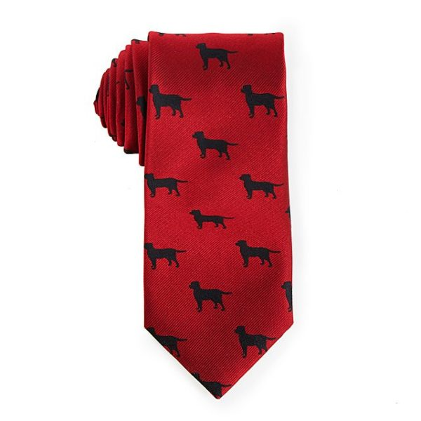 Choose Your Dog Breed Necktie