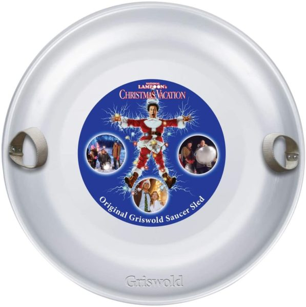 National Lampoons Christmas Vacation Saucer Sled