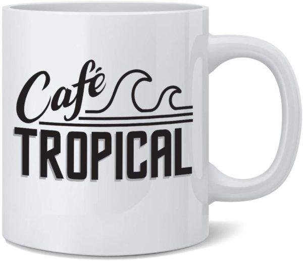Café Tropical Mug