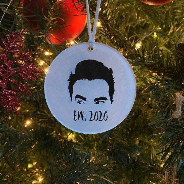 Schitt's Creek Christmas Ornament