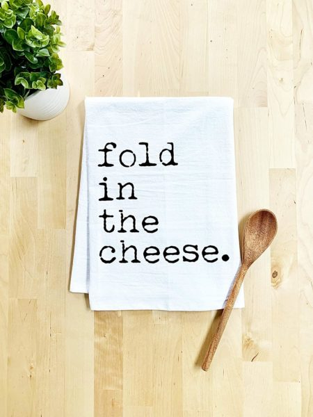 Fold in the Cheese Towel