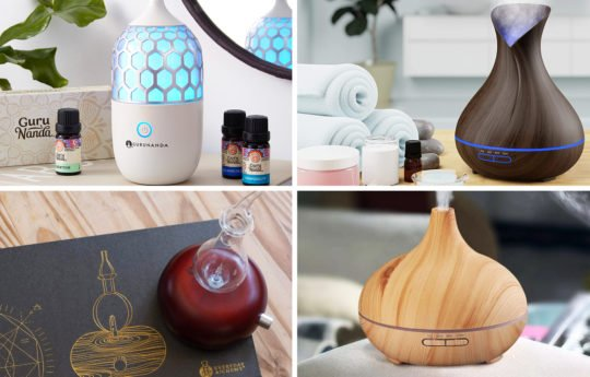 12 Best Essential Oil Diffusers