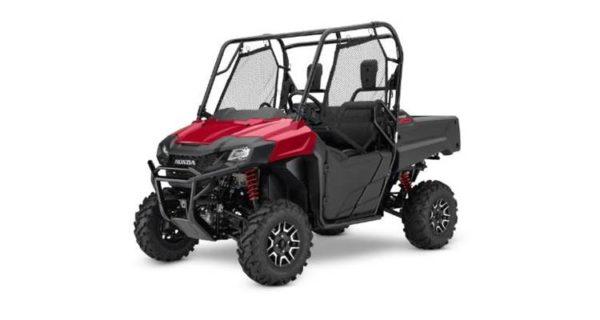 2021 Honda Pioneer 700 Deluxe