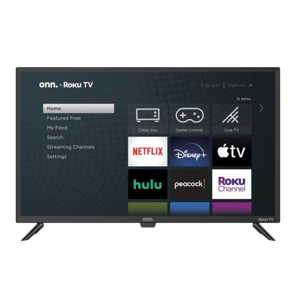 "onn. 32"" Class HD (720P) LED Roku Smart TV"