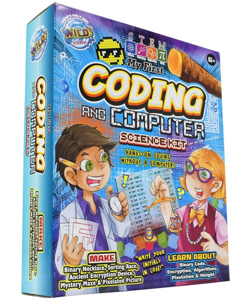 WILD! Science My First Coding and Computer Science Kit