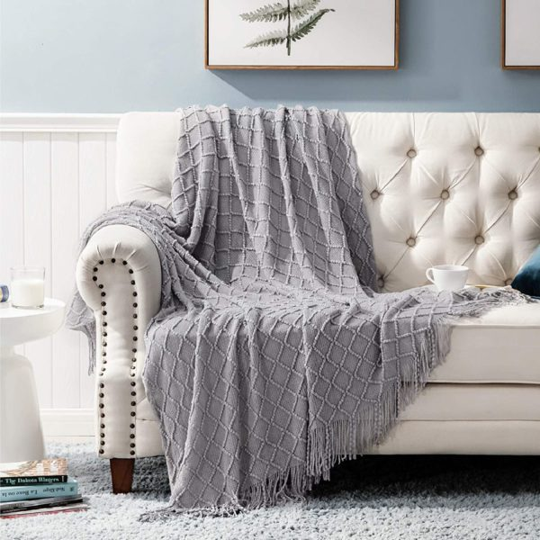 Bedsure Throw Blanket