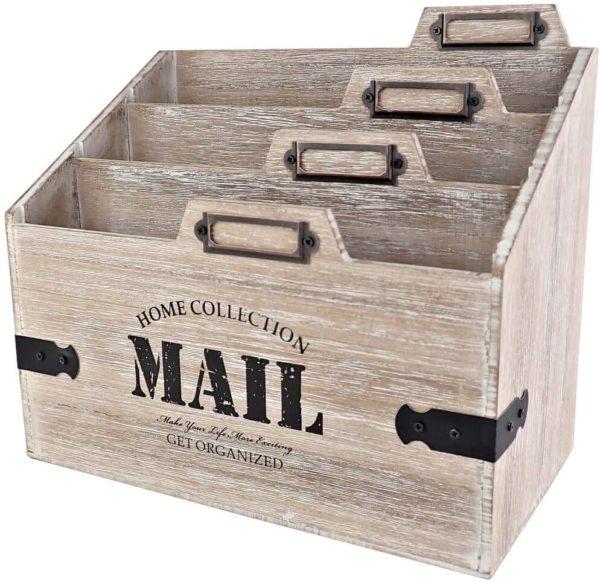 25DOL Mail Organizer