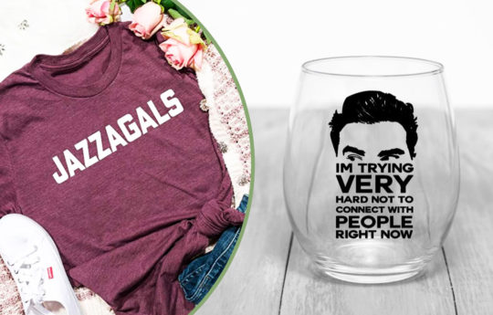 Simply the Best Schitt's Creek Gifts for the Ultimate Fan