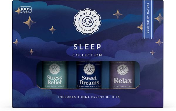 Woolzies Sleep Collection Essential Oil Blend