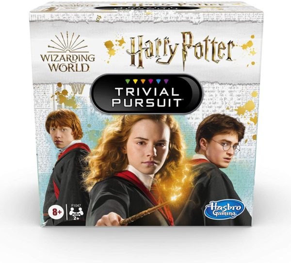 Trivial Pursuit: Wizarding World Harry Potter Edition