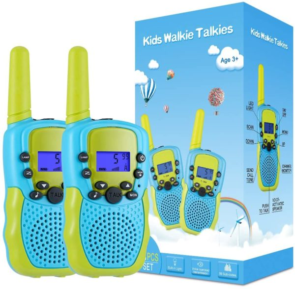 Selieve Toys Walkie Talkies for Kids