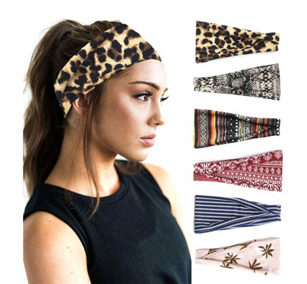 PLOVZ Workout Headbands