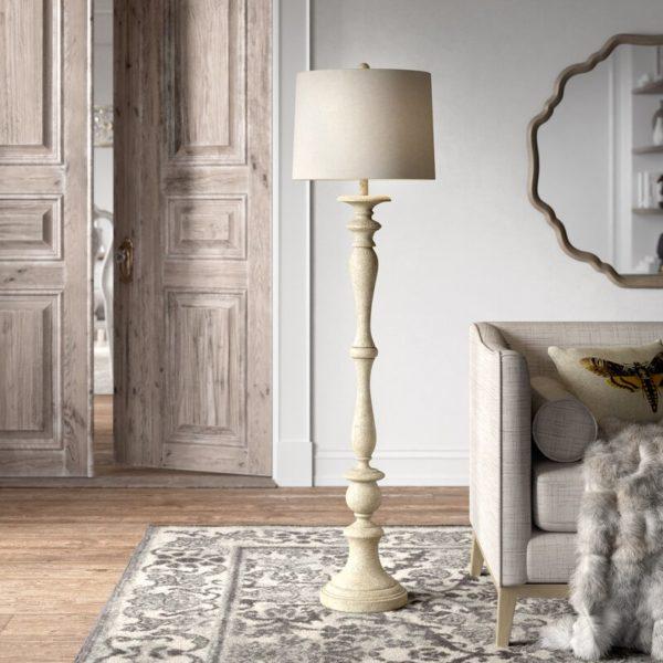 """Kelly Clarkson Home 60"""" Column Floor Lamp"""