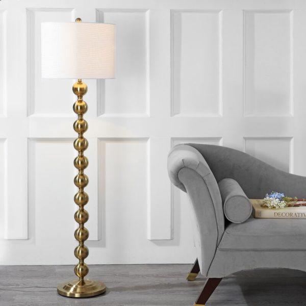 "House of Hampton Arbour Reflection 58.5"" Floor Lamp"