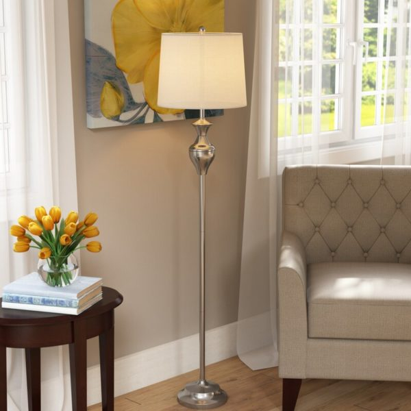 """Charlton Home Bennet 60"""" Floor Lamp"""