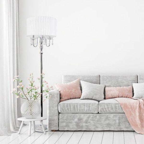 """Willa Arlo Interiors Canonbury 62"""" Floor Lamp"""