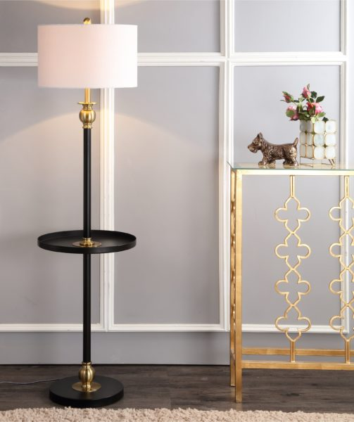 "Darby Home Co. Coto Metal 61"" Floor Lamp"