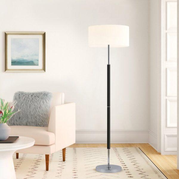 """Foundstone Emmett 62"""" Floor Lamp"""