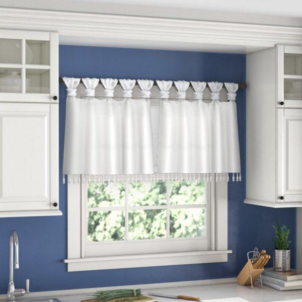 "House of Hampton Enders 50"" Window Valance"