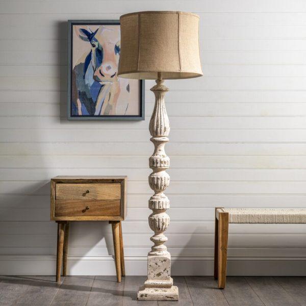 """Ophelia & Co. Franzen 64.5"""" Floor Lamp"""